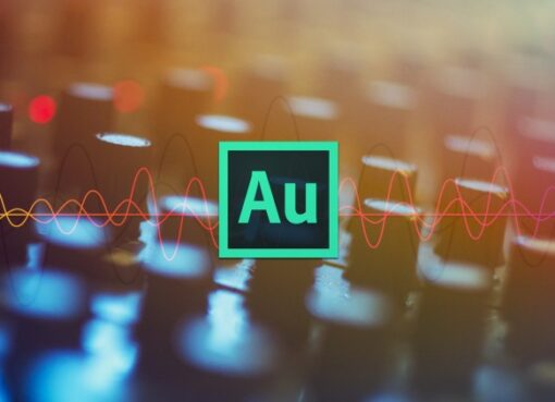 Adobe Audition CC Audio Production Course Basics to Expert