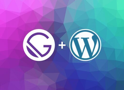 Gatsby JS: Build static sites with React WordPress & GraphQL Course