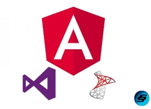 Learn Angular 8 by creating a simple Full Stack Web App Course