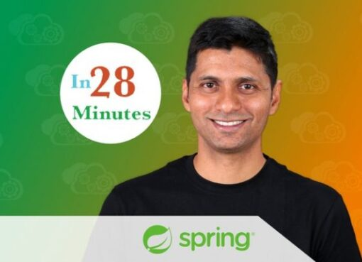 Spring Framework Master Class – Learn Spring the Modern Way!